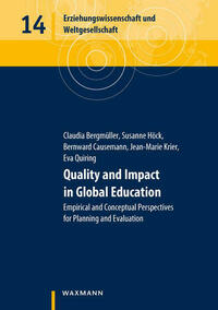 Quality and Impact in Global Education