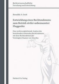 Entwicklung eines Rechtsrahmens zum Betrieb...