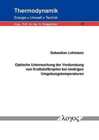Optische Untersuchung der Verdunstung von...