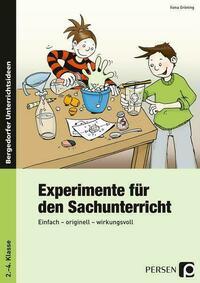 Experimente für den Sachunterricht