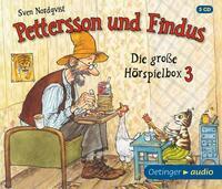 Pettersson und Findus: Die große Hörspielbox 3
