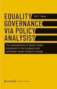 Equality Governance via Policy Analysis?