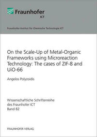 On the Scale-Up of Metal-Organic Frameworks using Microreaction Technology: The cases of ZIF-8 and UiO-66.