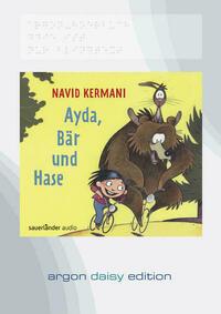 Ayda, Bär und Hase (DAISY Edition)