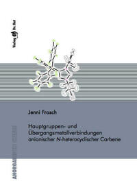 Hauptgruppen- und Übergangsmetallverbindungen anionischer N-heterocyclischer Carbene