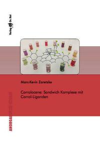 Corrolocene: Sandwich Komplexe mit Corrol-Liganden