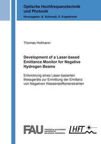 Development of a Laser-based Emittance Monitor for Negative Hydrogen Beams