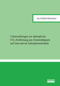 Untersuchungen zur adsorptiven...