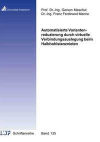 Automatisierte Variantenreduzierung durch virtuelle Verbindungsauslegung beim Halbhohlstanznieten