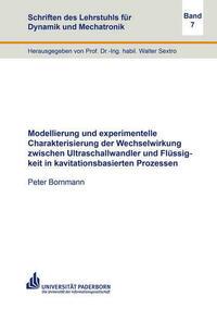 Modellierung und experimentelle...