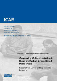 Comparing Collective Action in Rural and Urban Group Based Microcredit