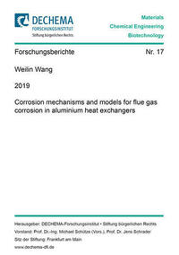 Corrosion mechanisms and models for flue gas corrosion in aluminium heat exchangers
