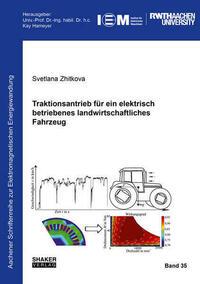 Traktionsantrieb für ein elektrisch betriebenes landwirtschaftliches Fahrzeug