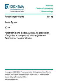 Autotrophic and electroautotrophic production of high-value compounds with engineered Cupriavidus necator strains