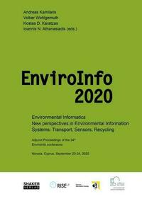 Environmental Informatics: New perspectives in Environmental Information Systems: Transport, Sensors, Recycling