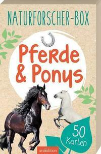 Naturforscher-Box - Pferde & Ponys