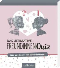 Das ultimative Freundinnen-Quiz