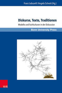 Diskurse, Texte, Traditionen