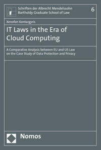 IT Laws in the Era of Cloud Computing