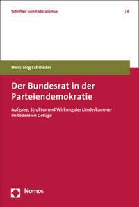 Der Bundesrat in der Parteiendemokratie