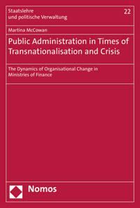 Public Administration in Times of...