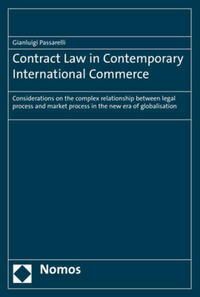 Contract Law in Contemporary International Commerce