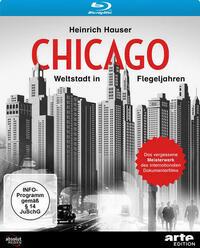 CHICAGO - WELTSTADT IN FLEGELJAHREN (1931, Blu-ray)