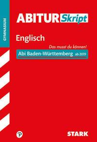 AbiturSkript - Englisch - BaWü