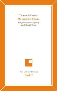 Neue Lyrik aus Österreich Band 17