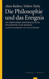 Die Philosophie und das Ereignis