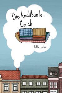 Die knallbunte Couch
