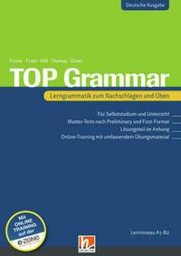 TOP Grammar (Deutschsprachige Ausgabe), mit Online-Training