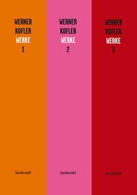Werke (3 Bände im Schuber)