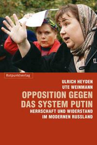 Opposition gegen das System Putin