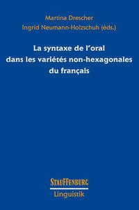 La syntaxe de l'oral dans les variétés non-hexagonales du français