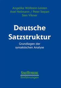Deutsche Satzstruktur