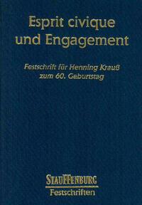 Esprit civique und Engagement