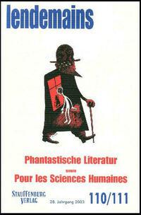 Phantastische Literatur sowie Pour les Sciences Humaines