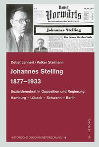 Johannes Stelling 1877–1933
