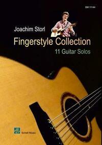 Joachim Storl - Fingerstyle Collection (Noten/ TAB)