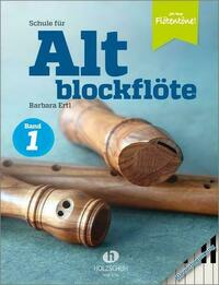 Schule für Altblockflöte 1 - Klavierbegleitung