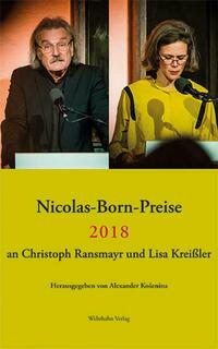 Nicolas-Born-Preise 2018