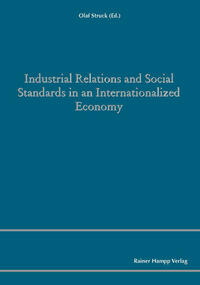 Industrial Relations and Social Standards in...