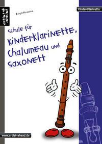 Schule für Kinderklarinette, Chalumeau und...