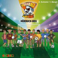 Fußball-Haie Hörbuch-Box