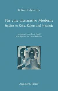 Für eine alternative Moderne