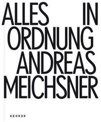 Andreas Meichsner - Alles in Ordnung