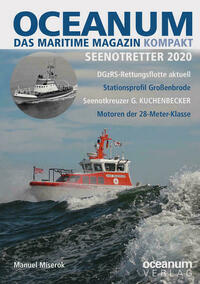OCEANUM, das maritime Magazin KOMPAKT Seenotretter 2020