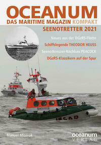 OCEANUM, das maritime Magazin KOMPAKT Seenotretter 2021