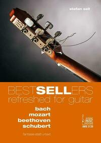 Bestsellers Refreshed for Guitar.